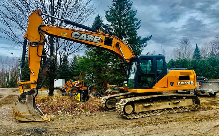 Entrepreneur en excavation laurentides