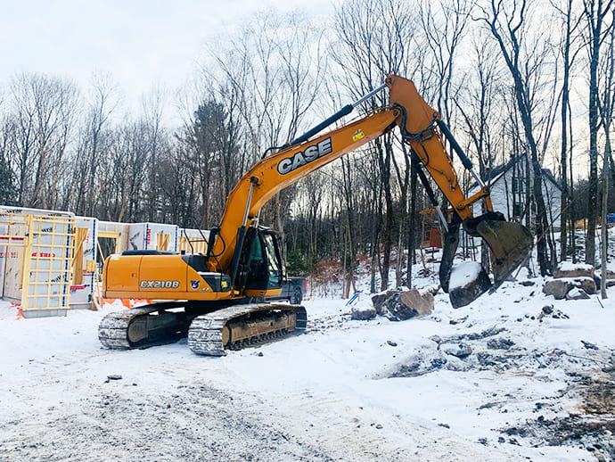 Entrepreneur excavation Laurentides